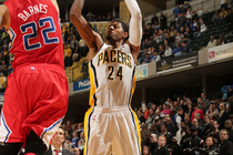 Pacers, Clippers Final - 1