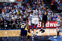 Hidden Gems: Pacers 89, Magic 88 (1994 Playoffs) - 1