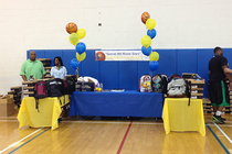 George Hill's Back-to-School Giveaway - 1