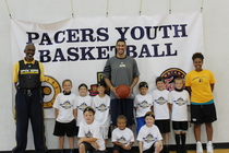 Pacers Youth Hoops Tour: New Castle - 1