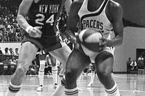 Pacers' ABA legends