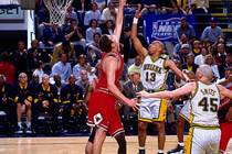 Eastern Conference Finals 1998 NBA Playoffs