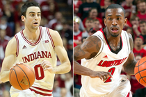 Will Sheehey and Russ Smith