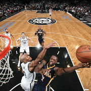 Pacers 110, Nets 85