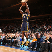 Pacers at Knicks