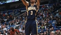 Pacers at New Orleans game photos