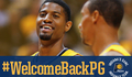 Welcome Back, Paul George