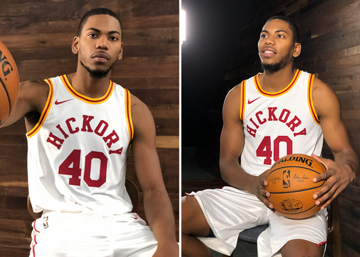 Pacers Announce Hickory Honorees, Unveil New Uniforms   Indiana Pacers