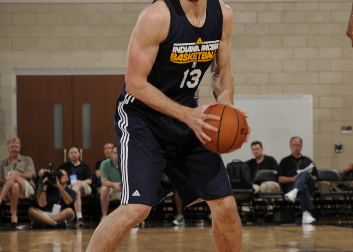 Miles Plumlee Parks And Recreation