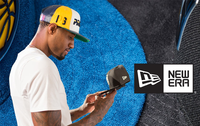 PG Teams up with New Era to Create Eight Custom Hats