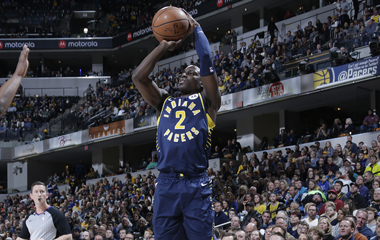 Pacers Handle Hornets on Second Night of Back-to-Back