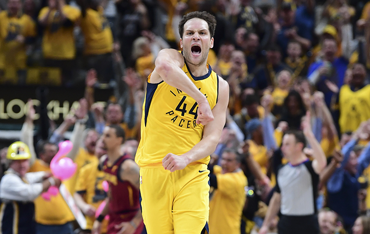 Bogdanovic's Career Night Sparks Comeback to Win Game 3