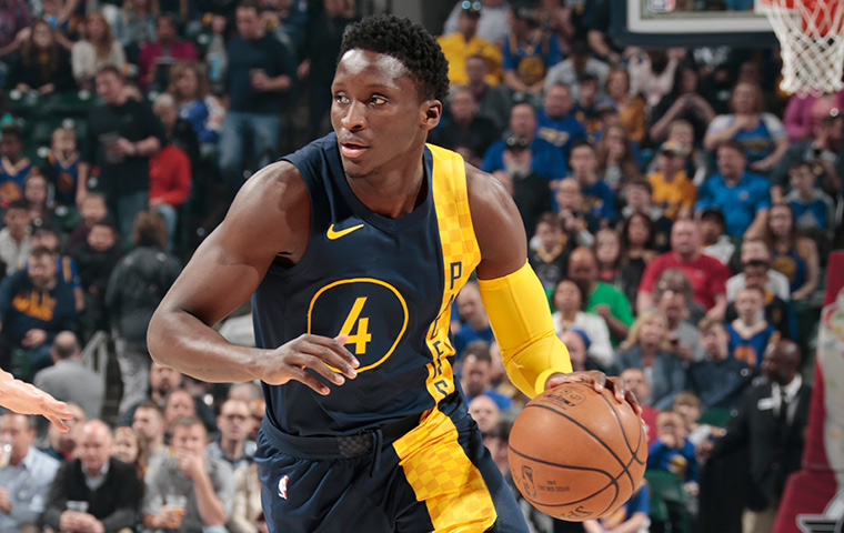 Victor Oladipo Named Finalist for Most Improved Player