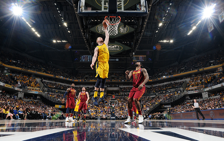 Pacers Mount Another Comeback, But Come Up Short in Game 4