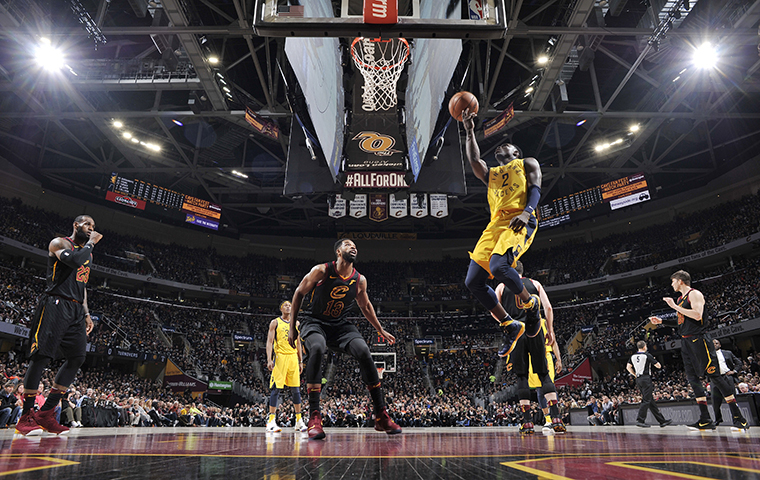 Pacers Fight to End, But Drop Game 7 in Cleveland