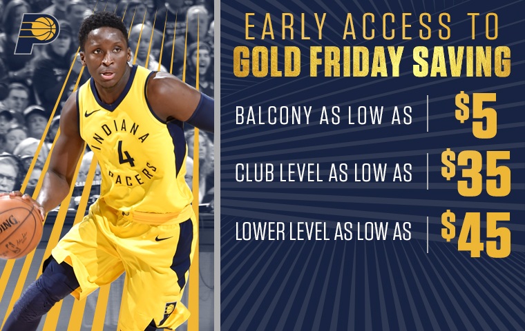 Gold Friday Starts Early on Thanksgiving Night