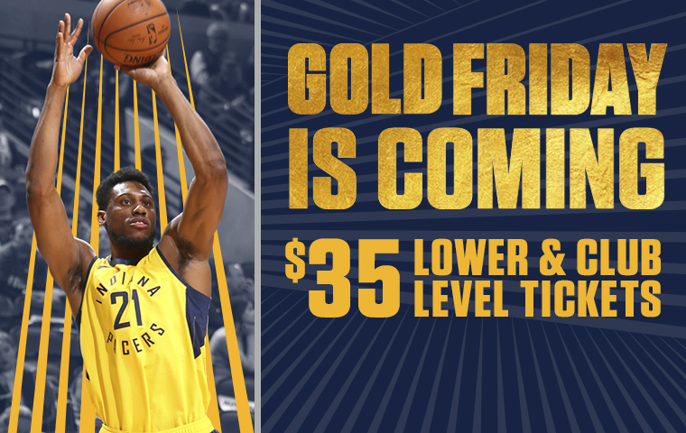 Gold Friday Deals Begin Monday at 10 AM!