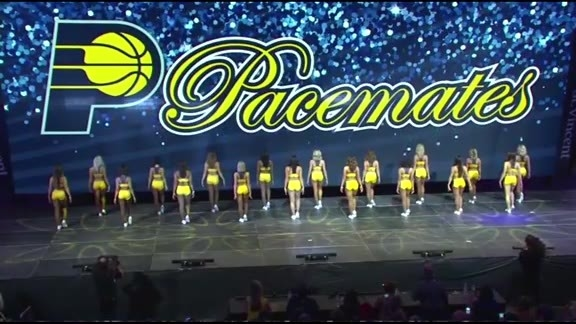 Video: First Dance as 2018-19 Pacemates