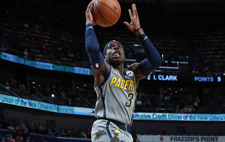 Reviewing Aaron Holiday's Rookie Season