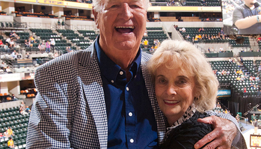 Without Slick and Nancy Leonard, Where Would the Pacers Be?