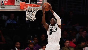 All-Star Debut Caps Oladipo's Memorable Week