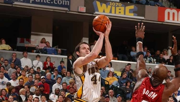 2000s Pacers at a Glance: Austin Croshere