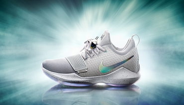 First Look at Paul George's Signature Shoe