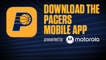 Download the Pacers App