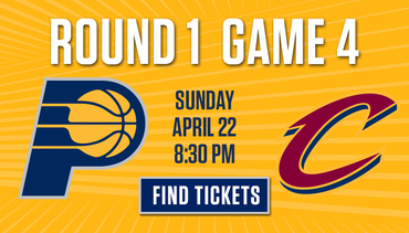 Round 1 Game 4 Tickets