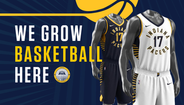 Pacers Unveil New Look for 2017-18 Season