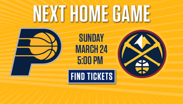 Secure Your Seats for Pacers-Nuggets
