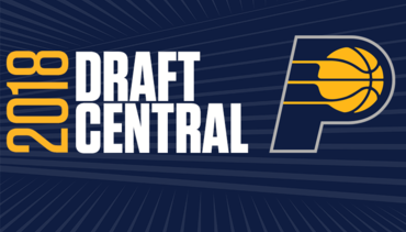 Complete Coverage at Pacers.com/Draft