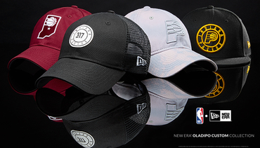 New Era Hats Designed by Oladipo