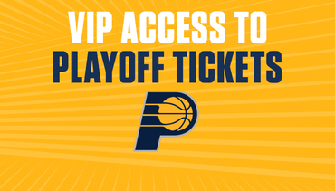 Register for VIP Playoff Ticket Access