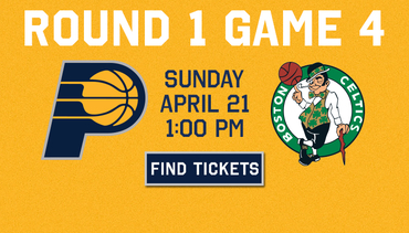 Secure Your Seats for Pacers-Celtics Game 4