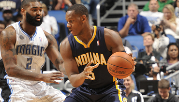 2014 At A Glance: Lavoy Allen