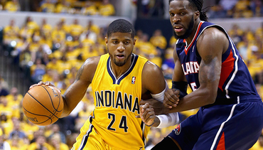 Pacers-Hawks Playoff Series