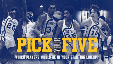 Vote for Your Starting Five from the 1970s