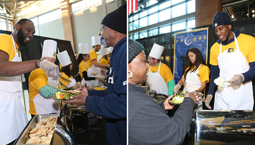 "PS&E Brightens Spirits at 20th Annual ""Come to Our House"" Thanksgiving Dinner"