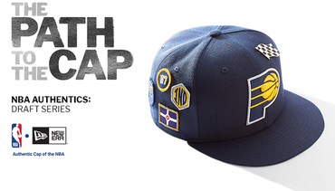 Get Your Pacers Draft Hat