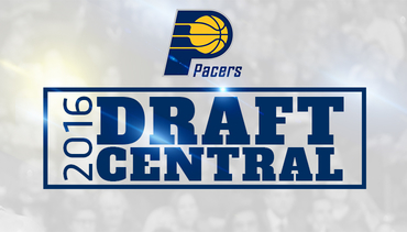 More Draft Coverage at Pacers.com/Draft