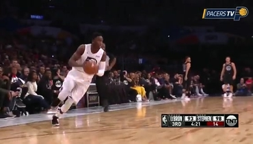 Highlights: Victor Oladipo's All-Star Debut
