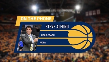 Steve Alford Gives Insight on Leaf, Anigbogu