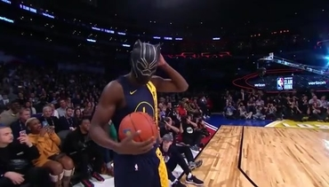 "Video: Oladipo's ""Black Panther"" Dunk"