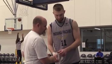 Pacers Trainers Earn Their All-Star Invite