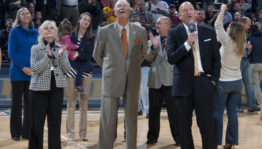 Gallery: Pacers Honor Slick Leonard