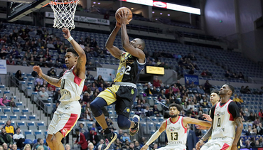 Fort Report: Mad Ants Win on Buzzer Beater