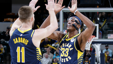 Mark's Mailbag: Can Turner and Sabonis Play Major Minutes Together?