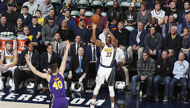 Pacers Rout Lakers in Historic Fashion