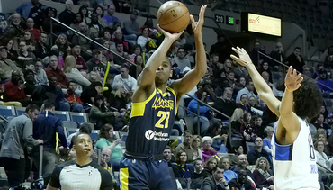 Fort Report: Mad Ants Beat Magic to Snap Skid